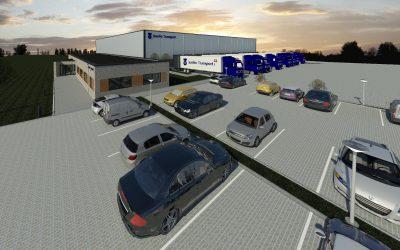 Ny terminal i Århus
