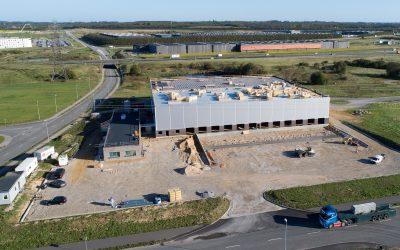 Ny terminal Århus